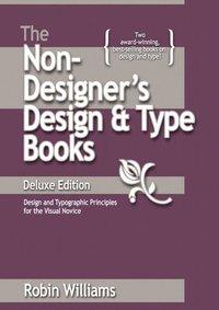 bokomslag The Non-Designer's Design and Type Books, Deluxe Edition