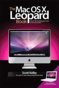 bokomslag The Mac OS X Leopard Book