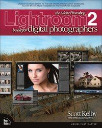 bokomslag The Adobe Photoshop Lightroom 2 Book for Digital Photographers