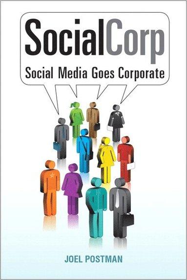 bokomslag SocialCorp: Social Media Goes Corporate