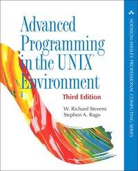 bokomslag Advanced Programming in the UNIX Environment