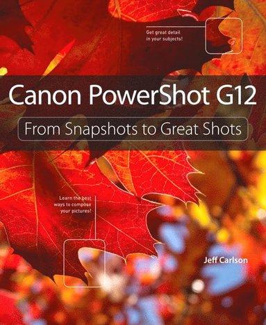 bokomslag Canon PowerShot G12