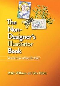bokomslag The Non-Designer's Illustrator Book