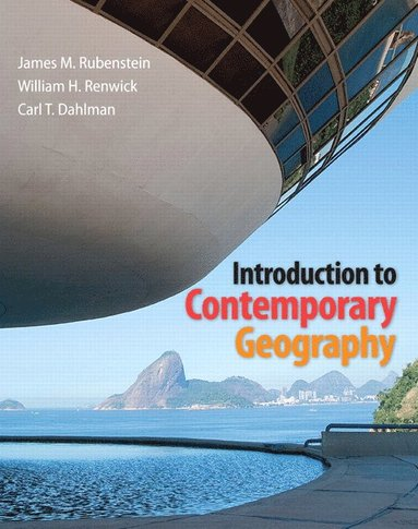 bokomslag Introduction to Contemporary Geography