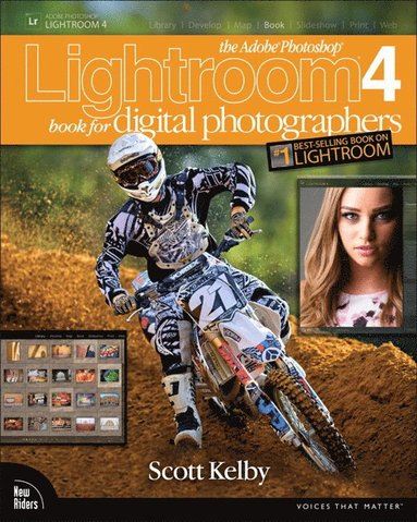 bokomslag The Adobe Photoshop Lightroom 4 Book for Digital Photographers