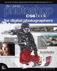 bokomslag The Adobe Photoshop CS6 Book for Digital Photographers