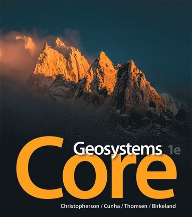 bokomslag Geosystems Core