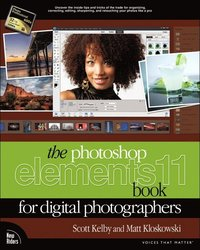 bokomslag Photoshop Elements 11 Book for Digital Photographers