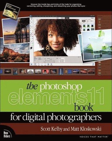 bokomslag Photoshop Elements 11 Book for Digital Photographers