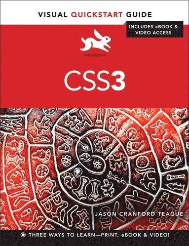 bokomslag CSS3: Visual QuickStart Guide