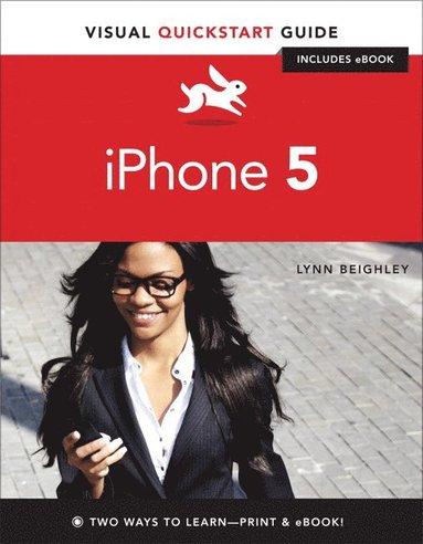 bokomslag iPhone 5 Visual QuickStart Guide