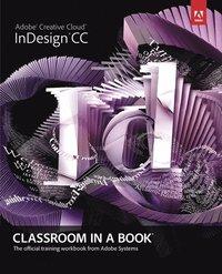 bokomslag Adobe Indesign CC Classroom in a Book