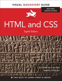 bokomslag HTML and CSS with Access Code