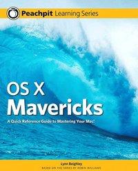 bokomslag OS X Mavericks: Peachpit Learning Series