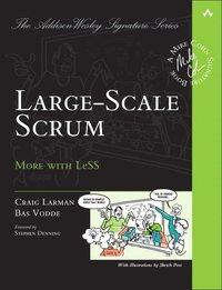 bokomslag Large-Scale Scrum