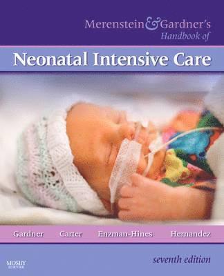 bokomslag Merenstein & Gardner's Handbook of Neonatal Intensive Care