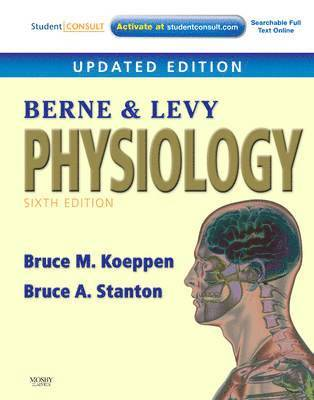 bokomslag Berne & Levy Physiology - With Access Code