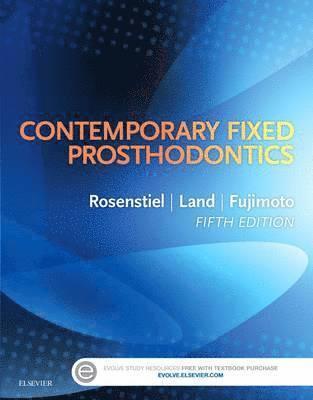 bokomslag Contemporary fixed prosthodontics