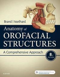 bokomslag Anatomy of Orofacial Structures: A Comprehensive Approach