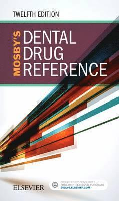bokomslag Mosbys dental drug reference
