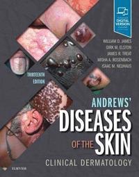 bokomslag Andrews' Diseases of the Skin