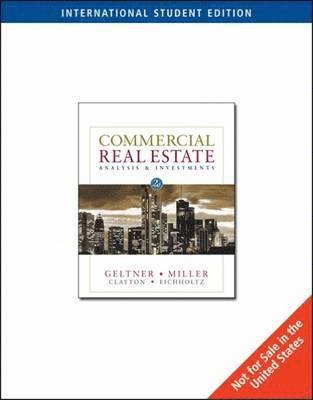 bokomslag Commercial Real Estate