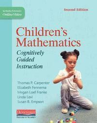 bokomslag Children's Mathematics, Second Edition: Cognitively Guided Instruction