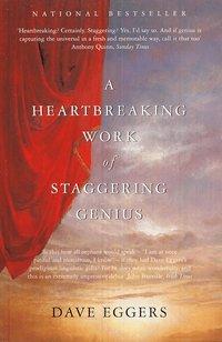 bokomslag A Heartbreaking Work of Staggering Genius