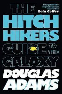 bokomslag The Hitchhiker's Guide to the Galaxy