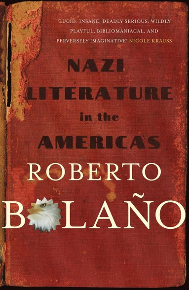 bokomslag Nazi literature in the americas