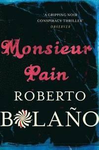 bokomslag Monsieur Pain