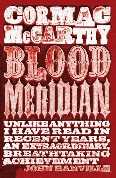 bokomslag Blood Meridian