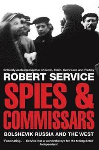 bokomslag Spies and Commissars
