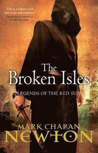 bokomslag The Broken Isles