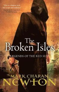 bokomslag The Broken Isles: Legends of the Red Sun: Book Four