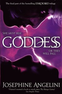 bokomslag Starcrossed 3: Goddess