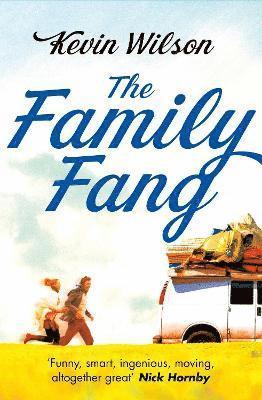 bokomslag The Family Fang