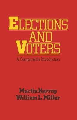 Elections and Voters 1