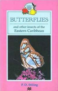 bokomslag Butterflies and Other Insects of the Eastern Caribbean