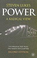 bokomslag Power: A Radical View
