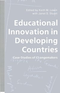 bokomslag Educational Innovation in Developing Countries