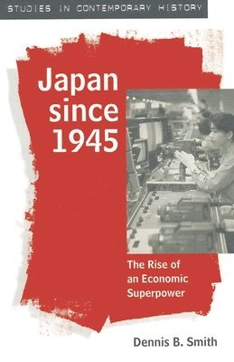 bokomslag Japan Since 1945