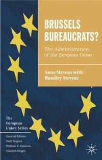 bokomslag Brussels Bureaucrats?