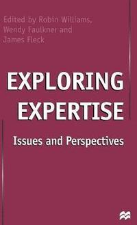 bokomslag Exploring Expertise