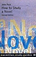 bokomslag How to Study a Novel