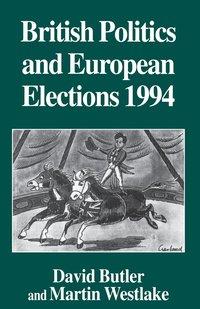 bokomslag British Politics and European Elections 1994