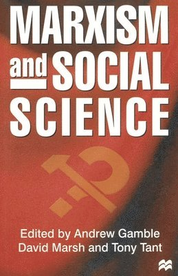 bokomslag Marxism and Social Science