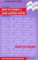 bokomslag How to Study a Jane Austen Novel