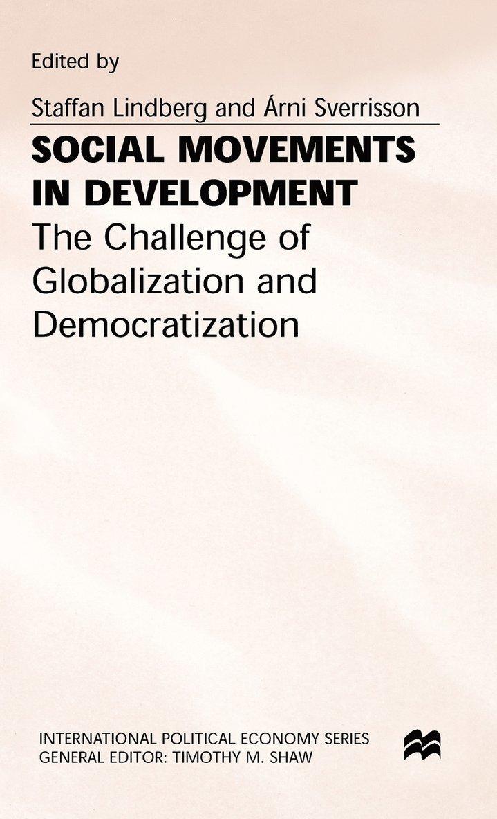Social Movements in Development 1