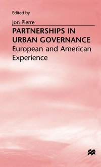 bokomslag Partnerships in Urban Governance